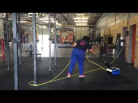 Maid Masters - How to Clean CrossFit Gym Rubber Floor Mats