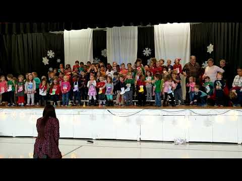 On A Wintry Day - McHenry Primary Daytime Performance 2017