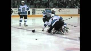 Wenatchee Wild 2011 Playoffs Intro Round 2