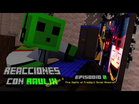 Five nights at freddy 39 s movie minecraft for The atlantic craft minecraft