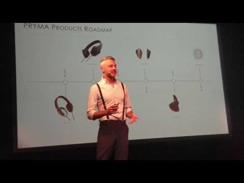 412a8314685 Pryma headphones new models 2017 - YouTube