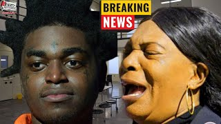 ALL HELL BREAKS LOOSE ON Kodak Black After His Mom Said This?