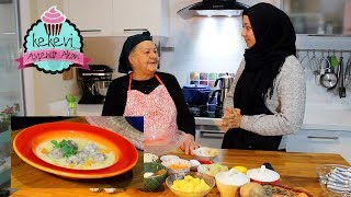 Ekşili Terbiyeli Sulu Köfte Tarifi | Saniye Anne İle Mutfağa Girdik / Ayşenur Altan Yemek Tarifleri