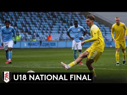 Download U18s Premier League National Final: A Closer Look | Man City U18 3-1 Fulham U18