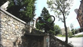 RTB 5 street trial film  Yohan & Thomas Triboulat 2011 Freestyl'Air