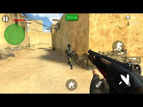 Counter Terrorist Mission Android Gameplay