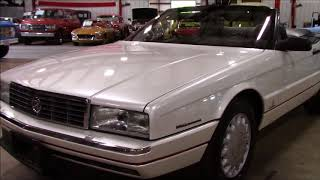1993 Cadillac Allante white