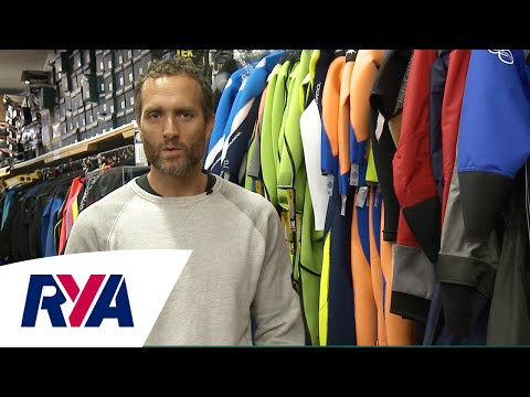 Buying the right wetsuit