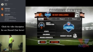 Lets Get Rekt! w Chris! #5 (NFL Training Camp, Wii 2010)