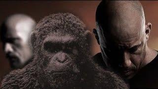 Форсаж планеты обезьян. Тизер-трейлер