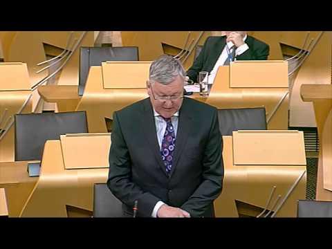 Portfolio Questions - Scottish Parliament: 29th May 2013