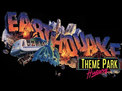The Theme Park History of Earthquake: The Big One/Disaster! (Universal Studios Florida)