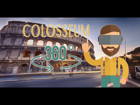 360° VIDEO :: COLOSSEUM