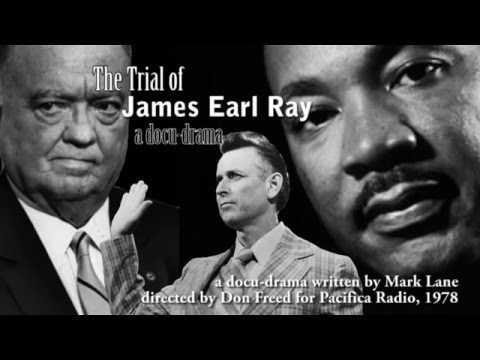 """Mark Lane's """"The Trial of James Earl Ray"""""""