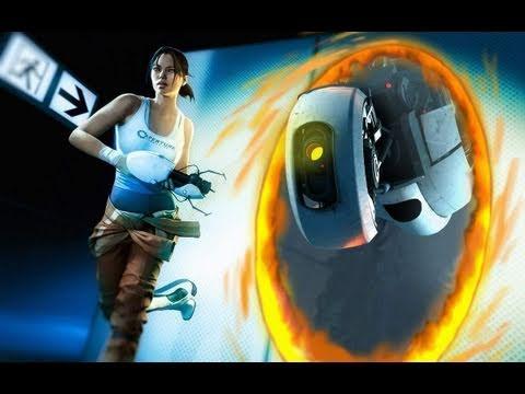 Review Portal 2 ( X360 HD )