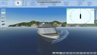 ship simulator  2008 gameplay new horizon