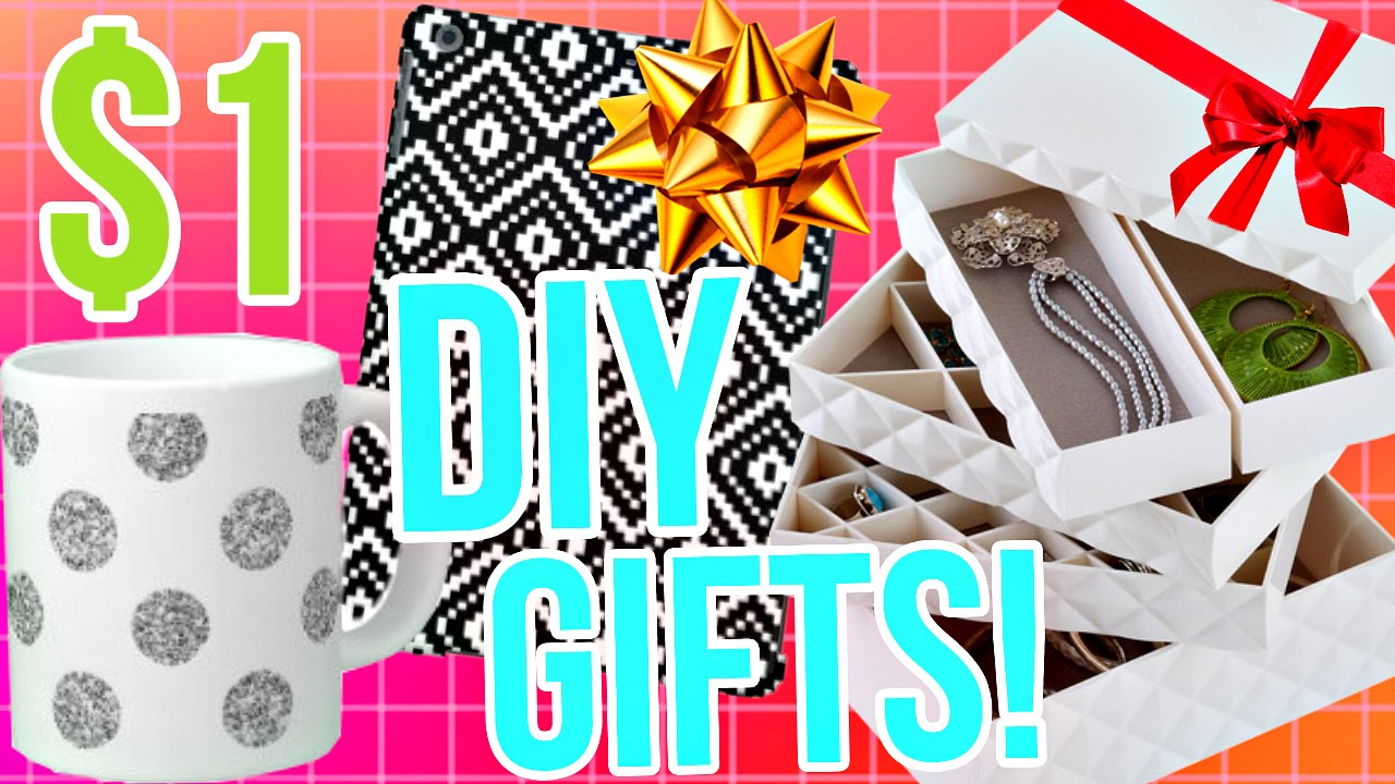 Diy holiday gift ideas easy affordable gifts for a 1 for Christmas present homemade gift ideas