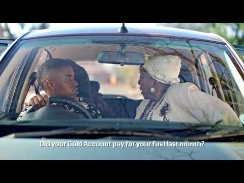 Did your Gold account pay for your fuel last month?