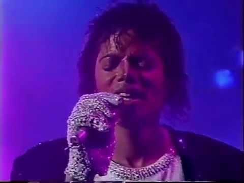 Michael Jackson - Billie Jean - Live In Toronto 1984 #michaeljackson