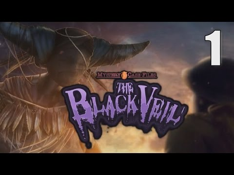 Mystery Case Files 15: The Black Veil [01] Let's Play Walkthrough Beta Demo - Part 1