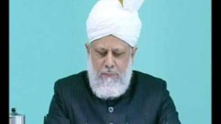 Friday Sermon : 26th February 2010 - Part 2 (Urdu)