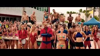 The Rock Vs Zac Efron Sahil Güvenlik Filmi Büyük kapışma