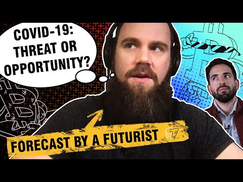 Bitcoin Post-COVID-19: Bullish Or Bearish? | Futurist Explains