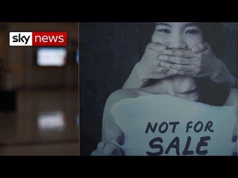 Modern slavery: Inside Atlanta's fight against sex trafficking