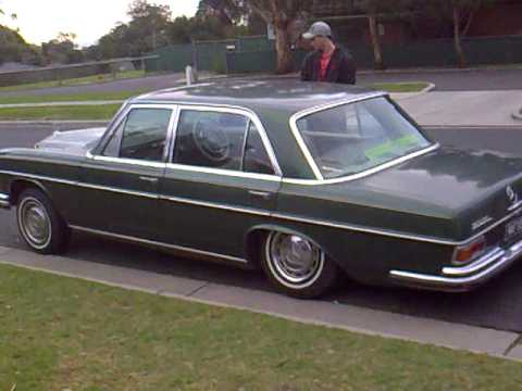 1970 mercedes benz 300 sel benz mafia staff car youtube for Mercedes benz of hanover staff