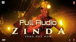 'Zinda' - Full song | Bharat | Salman Khan |Julius Packiam & Ali Abbas Zafar ft. Vishal Dadlani |