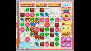 Как пройти 1610 уровень в игре долина сладостей
