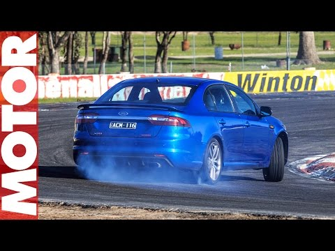Ford Falcon XR6 Turbo track test | Bang for your Bucks 2015 | MOTOR