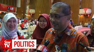 No formal invite yet for PAS to join federal govt, says Takiyuddin