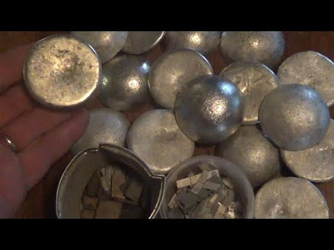 Easy Scrap Silver Recovery - Make BIG $$$