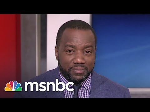 One-On-One With Malik Yoba From 'Empire' | msnbc - YouTube