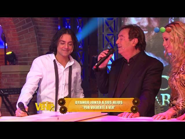 Dyango, Canta Junto a Sus Hijos - Gracias Por Venir