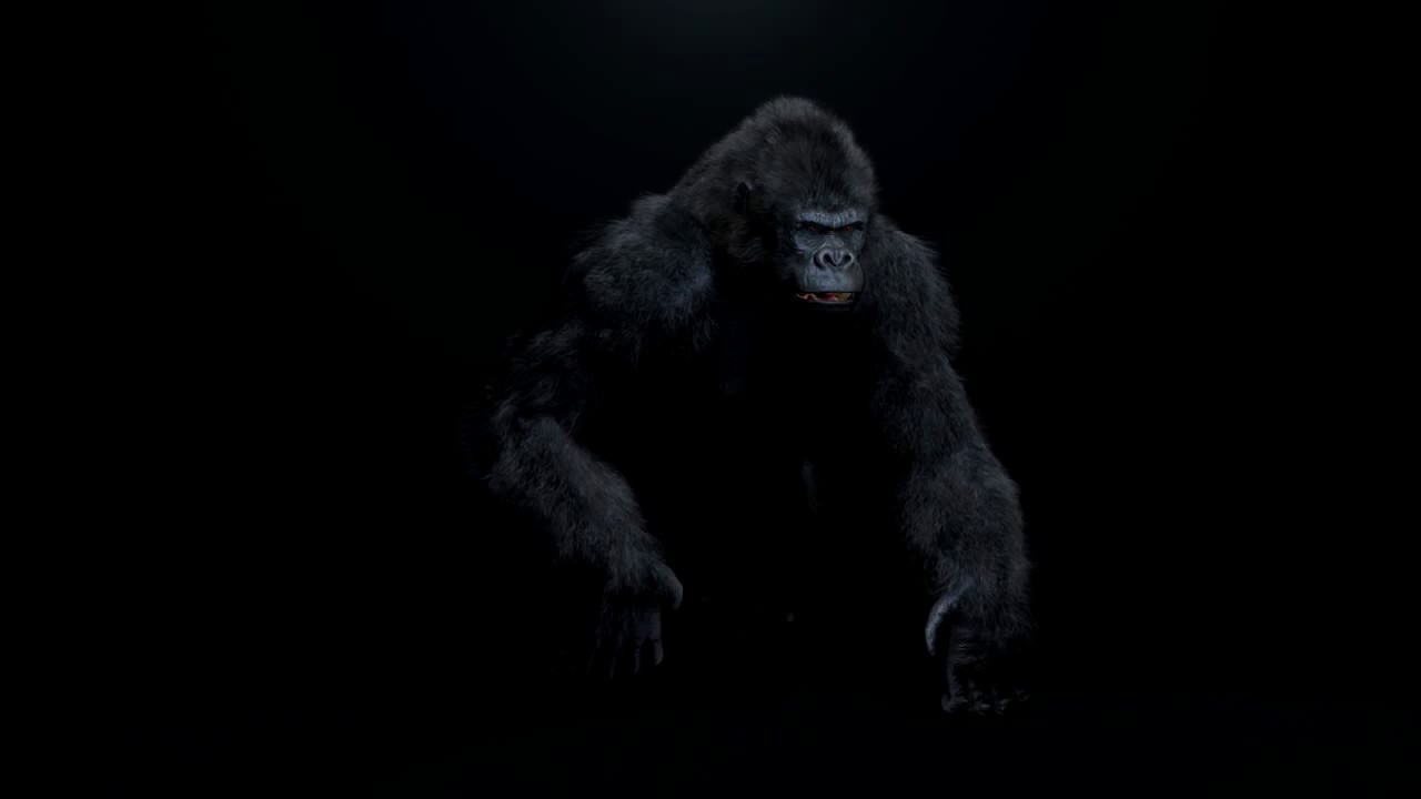 gorilla cinema 4d tutorial