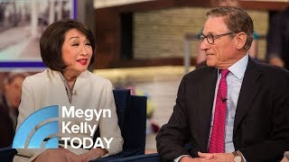 Maury Povich And Connie Chung On Their TV Careers And Long Marriage | Megyn Kelly TODAY
