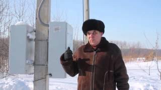Вместо одного добились двух трансформаторов(Сайт продажи участков в рассрочку - http://ipoteka-dv.ru/ Правый трансформатор питает линии электропередач идущую..., 2015-02-20T07:55:01.000Z)