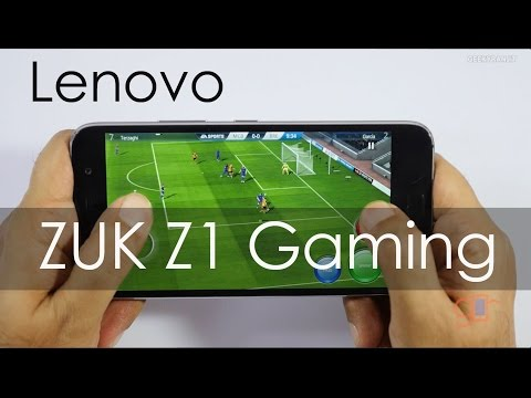 Lenovo ZUK Z1 Gaming Review with Heavy Games