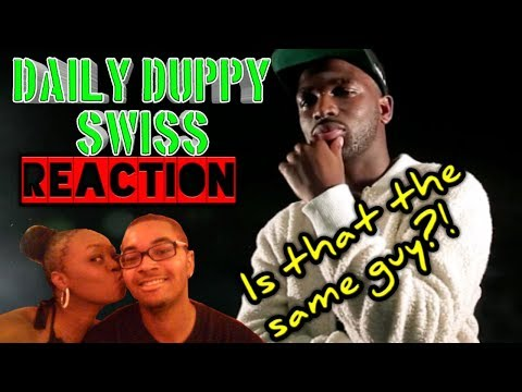 Swiss - Daily Duppy (Reaction & review by CnE Trill)