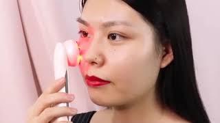Подтяжка удаление морщин уход за кожей лица массажер Мезотерапия для лица с Aliexpress