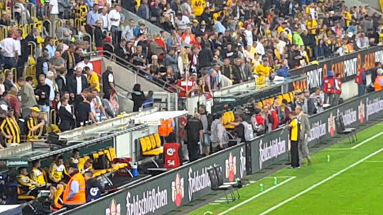 Sg Dynamo Dresden Fc Bayern München 17082015 Youtube
