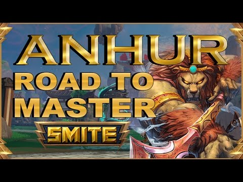 SMITE! Anhur, Fin de ciclo?! Road To Master Joust S4 #17
