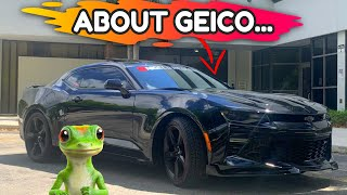 The TRUTH About Geico Car Insurance  | Geico Car Insurance Review