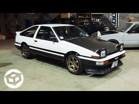 Why I love the AE86 | Juicebox Unboxed #20