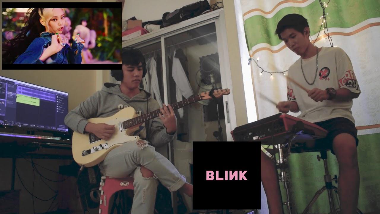 BLACKPINK - 'How You Like That' | Guitar&Drum Cover | ฟลุ๊คซี่ตีกลองประชุม X Bruno Mind