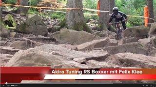 Felix Klee rides Akira Tuning Boxxer