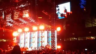 MADONNA Living for Love- Rebel Heart Tour Singapore