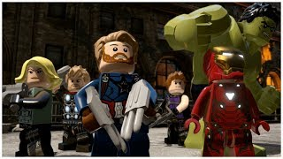 All Infinity War The Avengers in LEGO Marvel